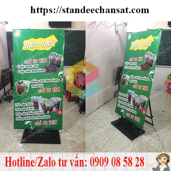 chan standee cao cap gia re