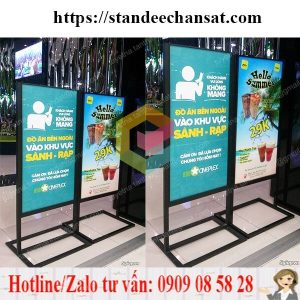 standee khung sat co dinh hcm
