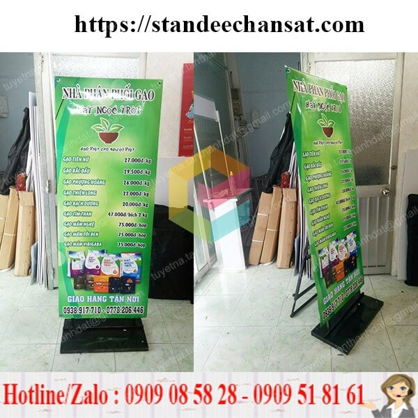 standee khung sat gia re