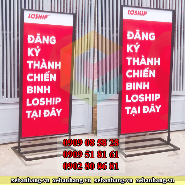 standee khung sat sot format