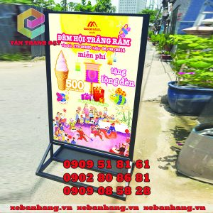 standee quang cao trung thu